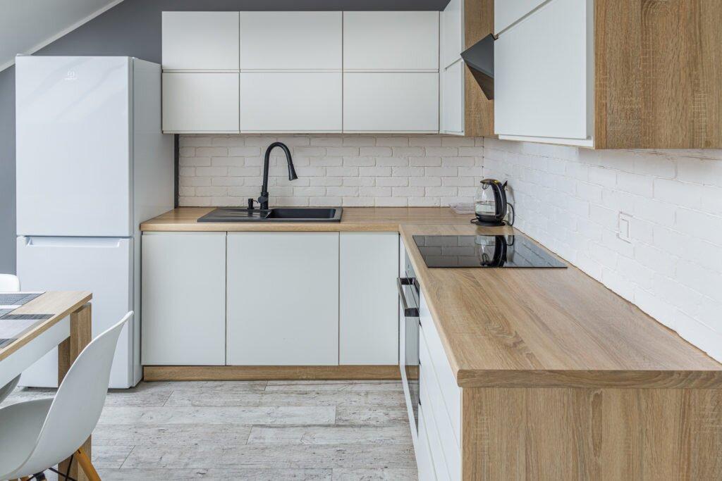 Fotografia wnętrz Apartament Kuchnia