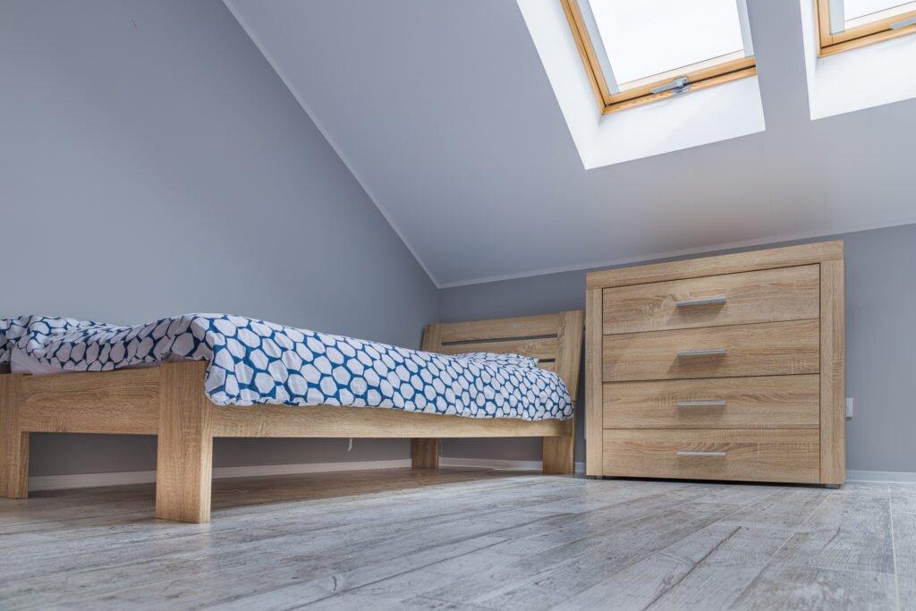 Fotografia wnętrz Apartament Mała sypialnia