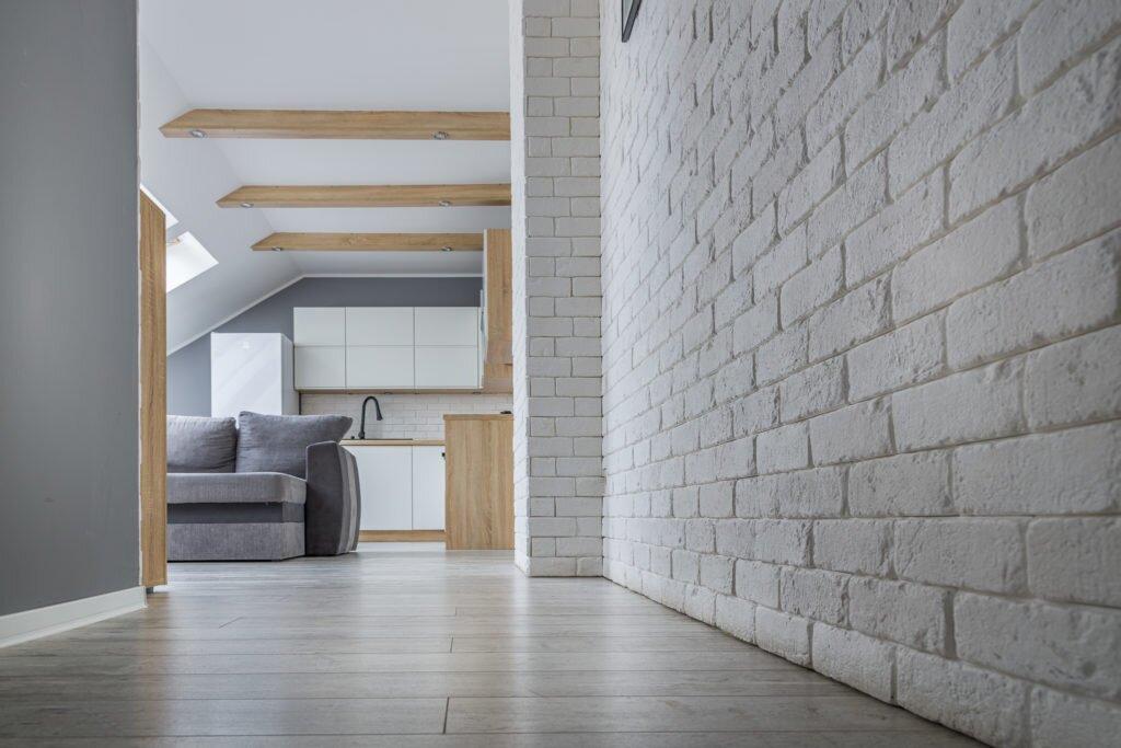 Fotografia wnętrz Apartament Przedpokój Poznań |RootStudio|RootPhoto|